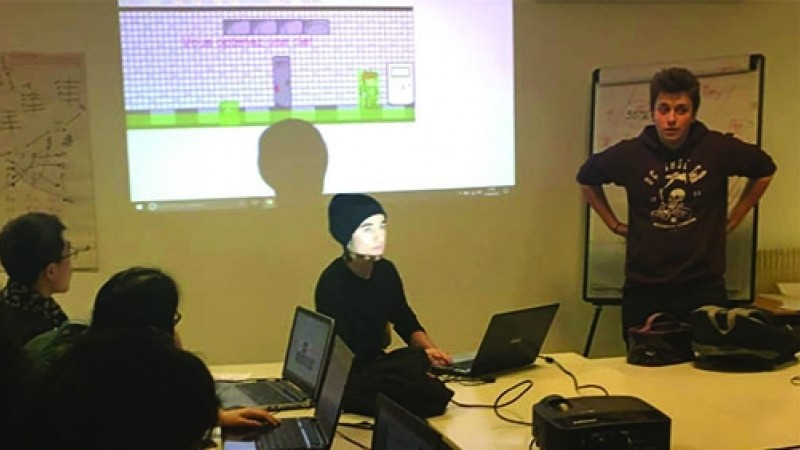 ecole-multimedia-actualité-jeux-games-week- The Deep Laboratory