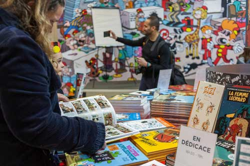 formation bd manga multimédia Angoulême